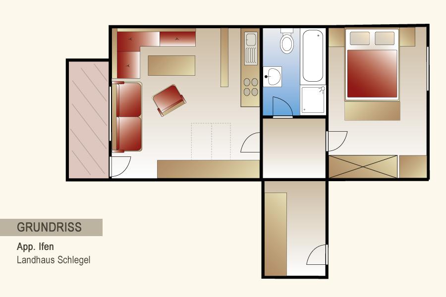 appartement ifen landhaus schlegel und berghaus ebert in hirschegg im kleinwalsertal. Black Bedroom Furniture Sets. Home Design Ideas